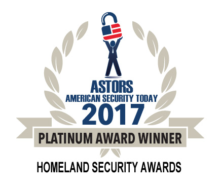 CEL won homeland security award