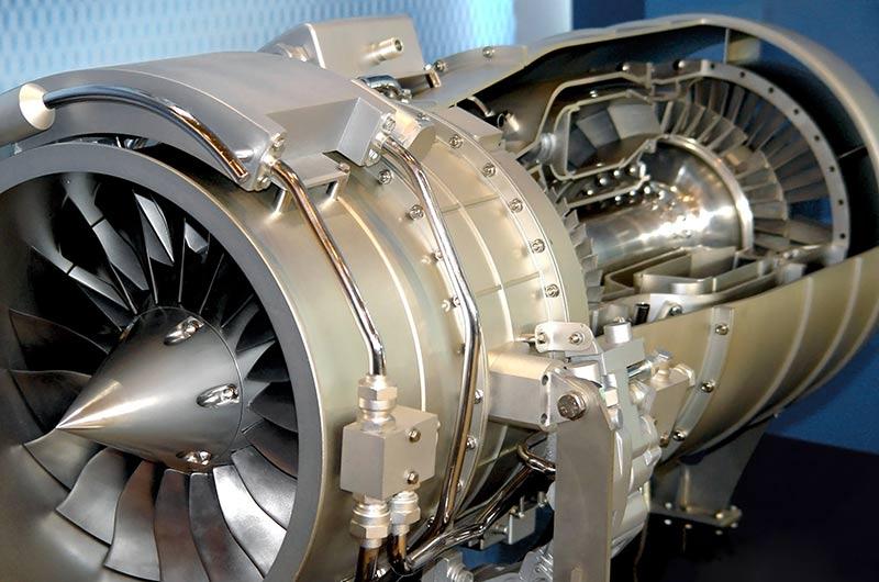 Turbine Engine Testing, Structural health monitoring sensors