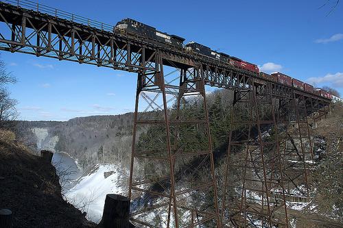 Portageville Bridge 3