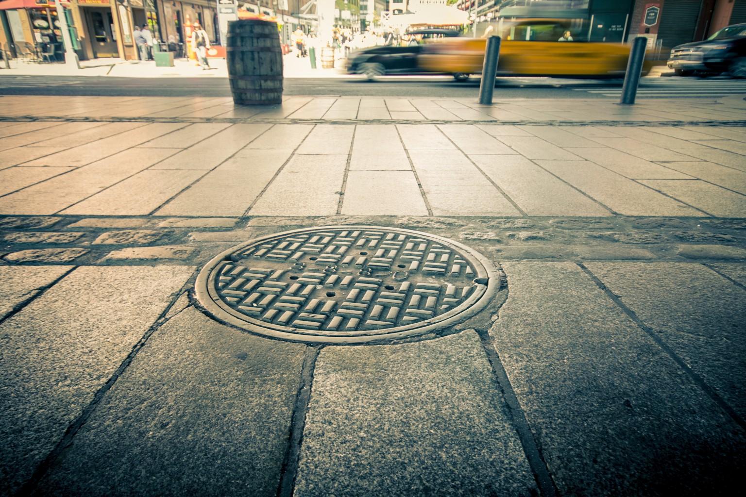 Manhole Switch